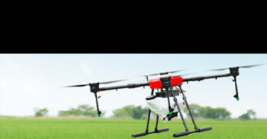農薬散布ドローン Flights-AG